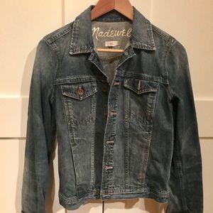 Madewell Denim Jacket in Medium Wash